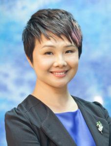 2011年會長 胡玉貞